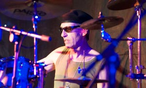 The band's drummer Steve Wyse