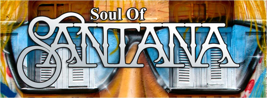 About Soul of Santana - The Tribute