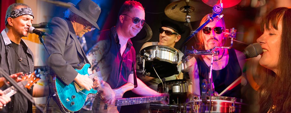 Santana tribute band and live show
