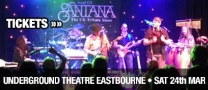 Santana Tribute Tickets