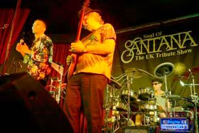 The Santana Tribute Band